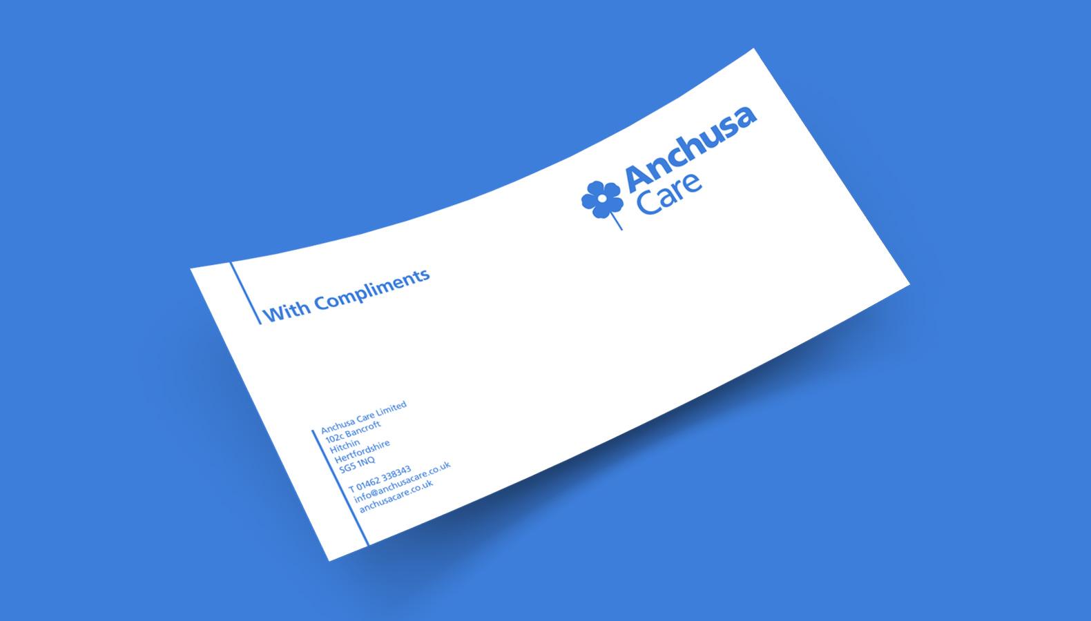 Anchusa Care – Identity