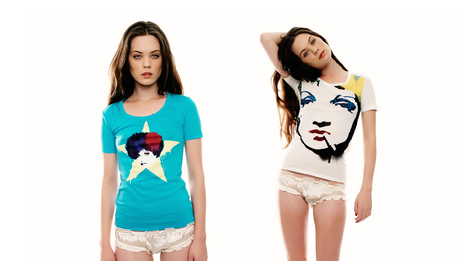 London Denim – Che & Cowgirls T-Shirt Collection