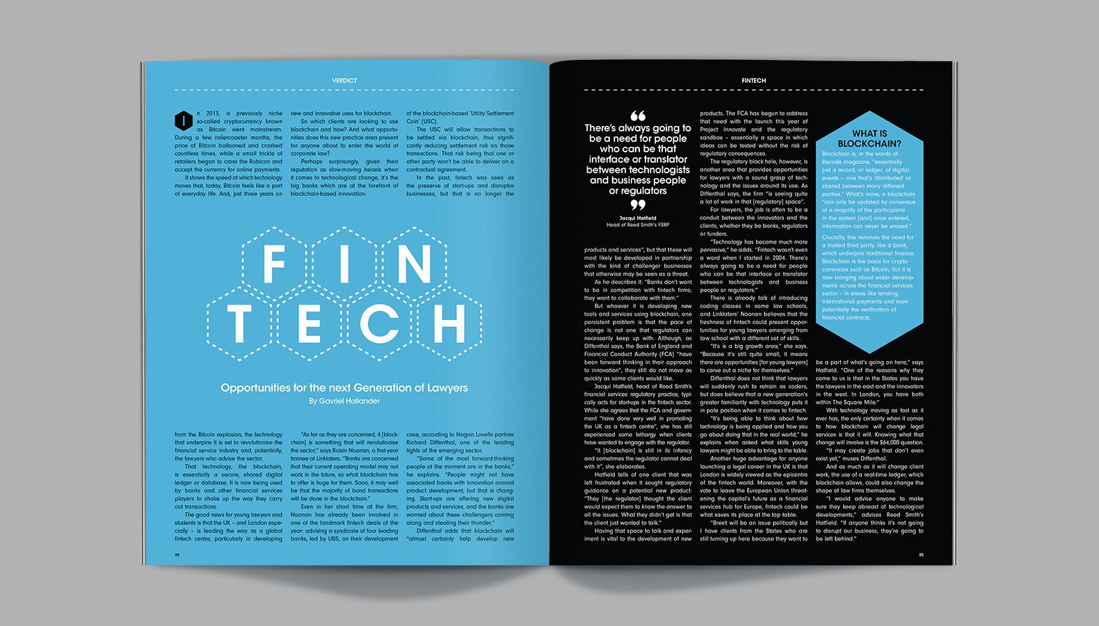 The University of Law – Verdict Magazine Issue 2