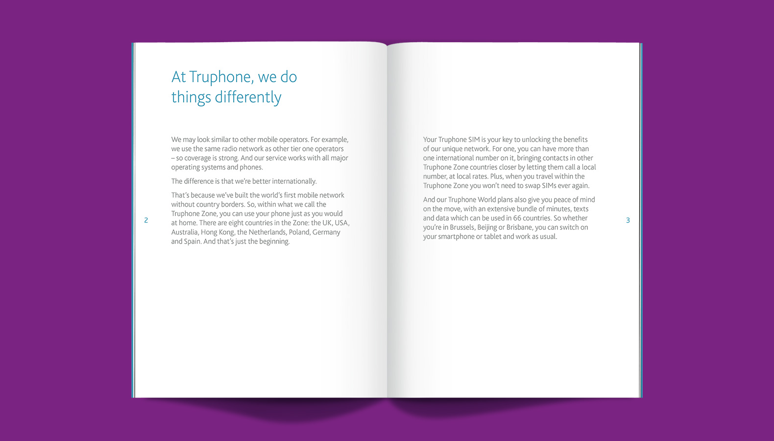 Truphone – User Guide